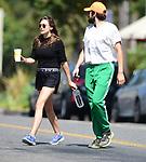 EXCLU! Elizabeth Olsen & Robbie Arnett