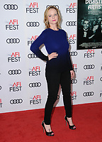 12 November  2017 - Hollywood, California - Thora Birch. AFI FEST 2017 Screening Of &quot;The Disaster Artist&quot; held at The Beverly Hilton Hotel in Hollywood. <br /> CAP/ADM/BT<br /> &copy;BT/ADM/Capital Pictures