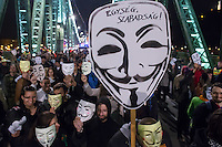 Million Masks March 2014