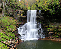 Cascades waterfall, Giles County, Virginia