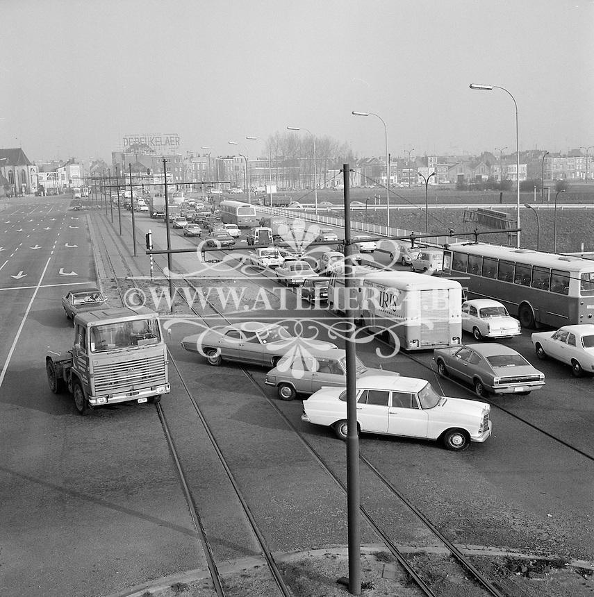 Maart 1971. Antwerpen.