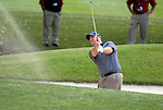 USA Team player Boo Weekley plays his 2nd shot out of a fairway bunker on the 15th hole during the Afternoon Fourball on Day 2 of the Ryder Cup at Valhalla Golf Club, Louisville, Kentucky, USA, 20th September 2008 (Photo by Eoin Clarke/GOLFFILE)