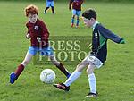 Drogheda Boys Dylan Carolan Donacarney Celtic Jake Ryan. Photo:Colin Bell/pressphotos.ie