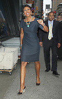 Robin Roberts at Good Morning America studios in New York City. June 19, 2012. &copy; RW/MediaPunch Inc. Celebridades en Good Morning America NY<br /> NORTEPHOTO<br /> NORTEPHOTO