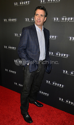 AVENTURA, FL - JANUARY 07: Author of '13 Hours' Mitchell Zuckoff attends the Screening of '13 Hours The Secret Soldiers of Benghazi' at the AMC Aventura on January 7, 2016 in Aventura, Florida.  Credit: MPI10 / MediaPunch