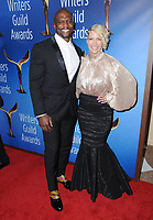 11 February 2018 - Beverly Hills, California - Terry Crews. 2018 Writer's Guild Awards held at The Beverly Hilton Hotel. <br /> CAP/ADM/BT<br /> &copy;BT/ADM/Capital Pictures