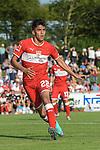 18.07.2018, Voehlinstadion, Illertissen, GER, FSP, FV Illertissen - VfB Stuttgart, im Bild Nicolas Gonzalez (Stuttgart, #22)<br /> <br /> Foto &copy; nordphoto / Hafner
