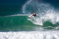 DANE REYNOLDS (USA) JEFFREYS BAY, South Africa (Wednesday, July 15, 2009) - The final day of the Billabong Pro Jeffreys Bay was called on today  with four-to-six (1 - 1.5 metre) waves      Event No. 5 of 10 on the 2009 ASP World Tour, the Billabong Pro Jeffreys Bay is coming off an historic day of competition that saw cranking surf, perfect scores and some major upsets. Today's culmination was to crown JOEL PARKINSON (AUS) as the Billabong Pro champion. Parkinson defeated DAMIEN HOBGOOD (USA) in the 35 minute final and gained valuable points in the 2009 ASP World Title race.         Photo: joliphotos.com