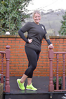 COPY BY TOM BEDFORD<br /> Pictured: Nygarie Long after she lost weight<br /> Re: A slimmer who lost 15 stone in two years through exercise is hoping to motivate others to put on their running shoes.<br /> Nygarie Long, a deputy head teacher at a Caerphilly County Borough Primary School, was 28 stones at her heaviest weight, and decided to shed the pounds after years of fad dieting.<br /> The 33-year-old said: &ldquo;I would lose three stone here and there but I&rsquo;d put it back on so easily. I did every diet under the sun. In the end I was tired of trying and realised I needed to do something more drastic. I was the same age as my weight every year, and this continued until I was 28.