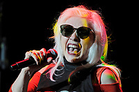 MAY 03 Blondie performing at Camden Roundhouse