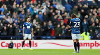 Blackburn Rovers' Bradley Dack is dejected after Preston North End's Tom Barkhuizen scored his side's third goal <br /> <br /> Photographer Rich Linley/CameraSport<br /> <br /> The EFL Sky Bet Championship - Preston North End v Blackburn Rovers - Saturday 26th October 2019 - Deepdale Stadium - Preston<br /> <br /> World Copyright © 2019 CameraSport. All rights reserved. 43 Linden Ave. Countesthorpe. Leicester. England. LE8 5PG - Tel: +44 (0) 116 277 4147 - admin@camerasport.com - www.camerasport.com