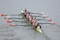 Crew: 1   Leander Club A   Elite<br /> <br /> Women's Eights Head of the River (WEHoRR) 2018<br /> <br /> To purchase this photo, or to see pricing information for Prints and Downloads, click the blue 'Add to Cart' button at the top-right of the page.