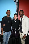 Designer LaQuan Smith, Adele and David Lipford Attend Flatt Book 6 Launch Party & Salute to Flattprize & National Arts Club Residency Recipient Fabrizio Arrieta Held at The National Arts Club, NY