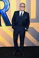 LONDON, ENGLAND - FEBRUARY 8: Martin Freeman arrives at the 'Black Panther' European premiere at the Eventim Apollo, on February 8th, 2018 in London, England. <br /> CAP/JC<br /> &copy;JC/Capital Pictures