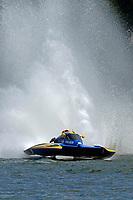 Martin Rochon, H-773    (H350 Hydro) (5 Litre class hydroplane(s)