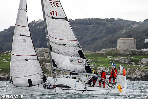 The Archambault A31 A Plus is an ISORA Race winner Photo: Afloat