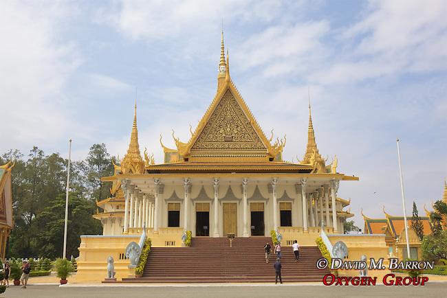 Throne Hall, Royal Palace in Phnom Penh