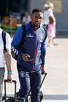 22.06.2019 Rangers arrive in Portugal: Jermain Defoe