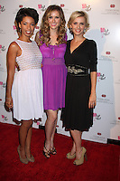 Angel Parker, Brianna Brown, Sara Wells<br />