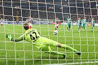 07.04.2017: Eintracht Frankfurt vs. SV Werder Bremen