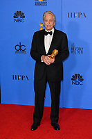 LOS ANGELES, CA. January 06, 2019: Michael Douglas at the 2019 Golden Globe Awards at the Beverly Hilton Hotel.<br /> Picture: Paul Smith/Featureflash