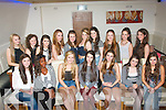 Amy Shalvey,Curraheen,Blennerville(seated centre)had a great pizza party in La Scala,Tralee last Saturday evening with loads of friends for her 15th birthday.