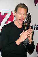 NEW YORK, NY - DECEMBER 07: Carson Kressley at Z100's Jingle Ball 2012, presented by Aeropostale, at Madison Square Garden on December 7, 2012 in New York City. NortePhoto