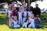 171111 Junior Cricket - Wellington Year Four Grade