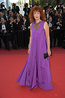 Sabine Azema at the Closing Gala for the 70th Festival de Cannes, Cannes, France. 28 May 2017<br /> Picture: Paul Smith/Featureflash/SilverHub 0208 004 5359 sales@silverhubmedia.com