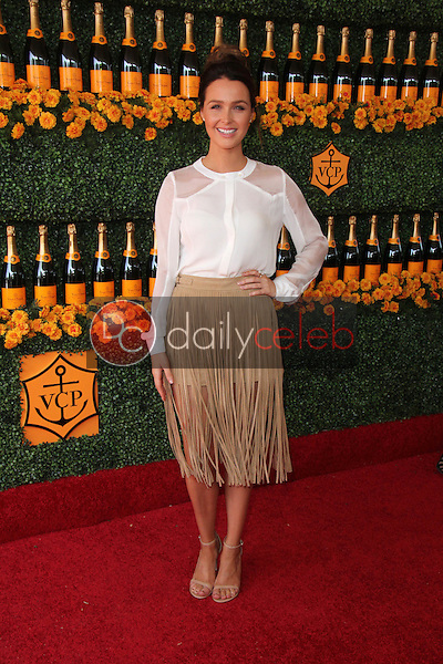 Camilla Luddington<br />