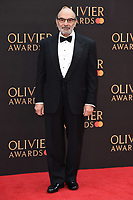 David Suchet<br /> arriving for the Olivier Awards 2019 at the Royal Albert Hall, London<br /> <br /> ©Ash Knotek  D3492  07/04/2019
