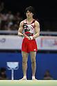 Kohei Uchimura (JPN), JULY 2nd, 2011 - Artistic gymnastics : Japan Cup 2011 .Men's Team Competition floor exercise at Tokyo Metropolitan Gymnasium, Tokyo, Japan. (Photo by YUTAKA/AFLO SPORT)