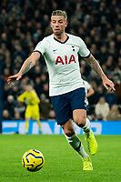 Tottenham Hotspur's Toby Alderweireld during the match against Bournemouth<br /> <br /> Photographer Stephanie Meek/CameraSport<br /> <br /> The Premier League - Tottenham Hotspur v Bournemouth - Saturday 30th November 2019 - Tottenham Hotspur Stadium - London<br /> <br /> World Copyright © 2019 CameraSport. All rights reserved. 43 Linden Ave. Countesthorpe. Leicester. England. LE8 5PG - Tel: +44 (0) 116 277 4147 - admin@camerasport.com - www.camerasport.com