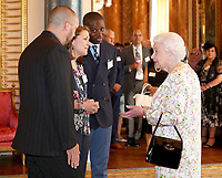 Queen at Reception for Work of UK Faith and Belief Groups