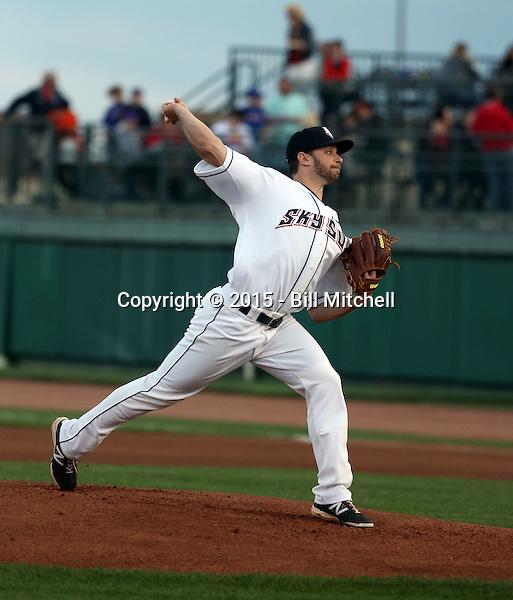 Tyler Thornburg -2015 Colorado Springs Sky Sox (Bill Mitchell)