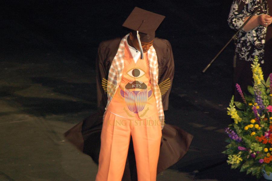 2010 School of the Arts (SOTA) Graduation