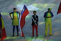 Rio 2016 Team Chile - Bárbara Riveros Abanderada