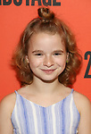 """Maren Heary during the Second Stage Theater's """"Make Believe"""" cast photo call at the Second Stage Theatre Theatre on July 23, 2019 in New York City."""