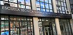 Escuela Technica Superior de Ingeniera Y Diseño Industrial, University Polytechnic, Madrid city centre, Spain