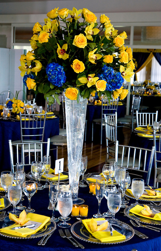 Battery Gardens wedding. Decor and floral arrangements by Pollen Nation Events.
