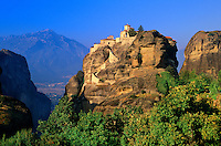 Varlaam Monastery, The Meteora, near Kalambaka, Greece