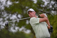 Matt Kuchar (USA) watches his tee shot on 2 during day 2 of the Valero Texas Open, at the TPC San Antonio Oaks Course, San Antonio, Texas, USA. 4/5/2019.<br /> Picture: Golffile | Ken Murray<br /> <br /> <br /> All photo usage must carry mandatory copyright credit (&copy; Golffile | Ken Murray)