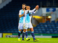 Blackburn Rovers' Elliott Bennett reacts after the final whistle<br /> <br /> Photographer Alex Dodd/CameraSport<br /> <br /> The EFL Sky Bet Championship - Blackburn Rovers v Rotherham United - Saturday 10th November 2018 - Ewood Park - Blackburn<br /> <br /> World Copyright &copy; 2018 CameraSport. All rights reserved. 43 Linden Ave. Countesthorpe. Leicester. England. LE8 5PG - Tel: +44 (0) 116 277 4147 - admin@camerasport.com - www.camerasport.com