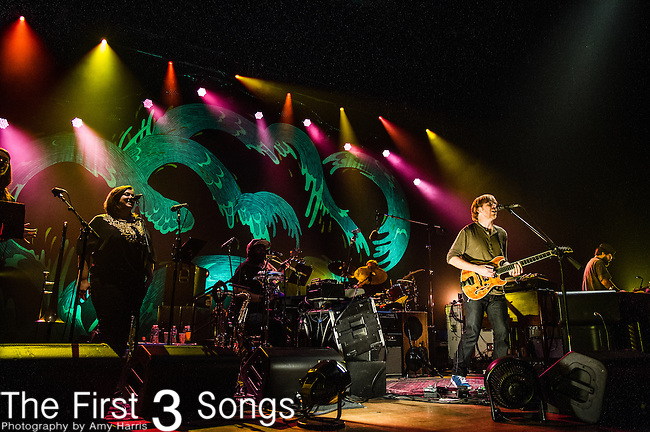 Trey Anastasio Band performs at the Taft Theatre in Cincinnati, Ohio.