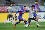 Takuma Abe (FC Tokyo), <br /> FEBRUARY 9, 2016 - Football / Soccer : <br /> AFC Champions League 2016 Play-off <br /> between FC Tokyo 9-0 Chonburi FC <br /> at Tokyo Stadium, Tokyo, Japan. <br /> (Photo by YUTAKA/AFLO SPORT)