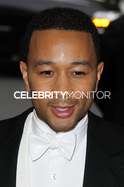 "NEW YORK CITY, NY, USA - MAY 05: John Legend at the ""Charles James: Beyond Fashion"" Costume Institute Gala held at the Metropolitan Museum of Art on May 5, 2014 in New York City, New York, United States. (Photo by Xavier Collin/Celebrity Monitor)"