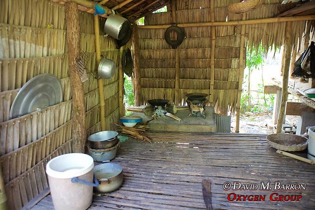 Rural Kitchen Area