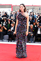 VENICE, ITALY - AUGUST 30: Rebecca Hall arrives at the 'Downsizing' premiere and Opening of the 74th Venice Film Festival at the Palazzo del Cinema on August 30, 2017 in Venice, Italy.  (Photo by John Rasimus) /MediaPunch ***FRANCE, SWEDEN, NORWAY, DENARK, FINLAND, USA, CZECH REPUBLIC, SOUTH AMERICA ONLY***