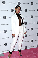 LOS ANGELES - AUG 10:  AS8 at the Beautycon Festival LA 2019 at the Los Angeles Convention Center on August 10, 2019 in Los Angeles, CA