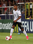 Germany's Serge Gnabry in action during the UEFA Under 21 Final at the Stadion Cracovia in Krakow. Picture date 30th June 2017. Picture credit should read: David Klein/Sportimage